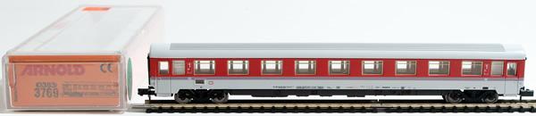 Consignment 3769 - Arnold 3769 1st Class Passenger Coach