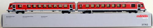 Consignment 37762 - Marklin 37762 Class 628.2 Diesel Powered Railcar