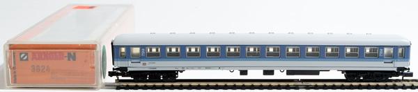 Consignment 3824 - Arnold 3824 2nd Class Passenger Coach