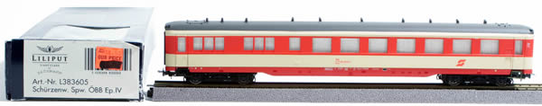 Consignment 383605 - Liliput 383605 Saloon Wagon