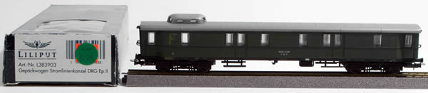 Consignment 383903 - Liliput 383903 Baggage Coach