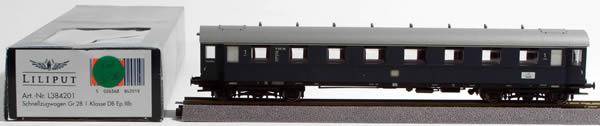 Consignment 384201 - Liliput 384201 1st Class Passenger Coach