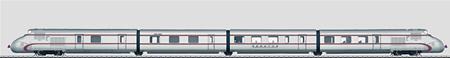 Consignment 39100 - Marklin 39100 Diesel Powered Rail Car Train