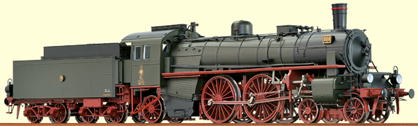 Consignment 40270 - Brawa 40270 German Steam Locomotive Class S9 of the KPEV