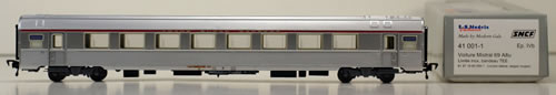 Consignment 41001-1 - L.S. Models 41001-1 Trans Europe Express