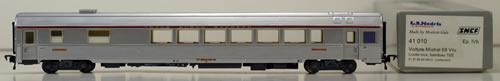 Consignment 41010 - L.S. Models 41010 Trans Europe Express Restaurant Coach