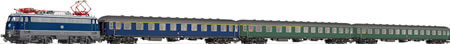 Consignment 41274 - Roco AC Digital Starter Set E 10.3 with Electric Locomotive & Passenger Cars