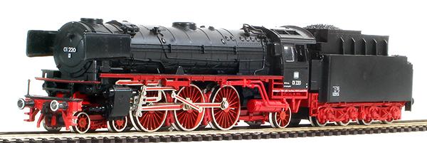 Consignment 4170 - Fleischmann 4170 Steam Locomotive with Tender of the DB