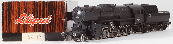 Consignment 4213 - Liliput 4213 Austrian Steam Locomotive BR 42 of the OBB