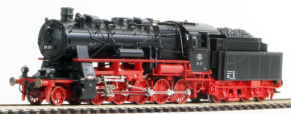 Consignment 43204 - Roco 43204 German Steam Locomotive Br58 of the UEF