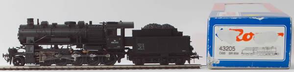 Consignment 43205 - Roco 43205 Austrian Steam Locomotive Br 658