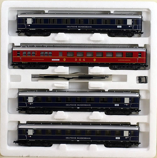 Consignment 43209 - Marklin 43209 Loreley Express Car Set