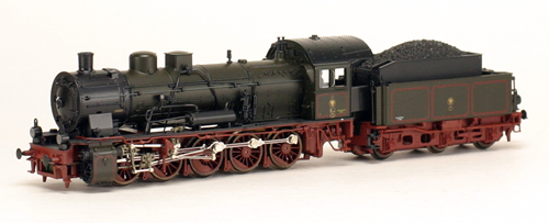Consignment 43218 - Roco 43218 Steam Locomotive