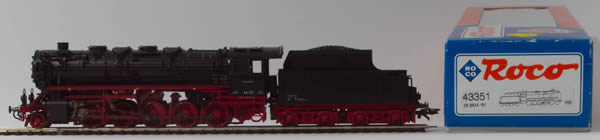 Consignment 43351 - Roco 43351 German Steam Locomotive Br 44 of the DR