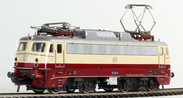 Consignment 4336 - Fleischmann 4336 Electric Locomotive Class E 10.12 of the DB