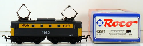 Consignment 43376 - Roco 43376 Electric Locomotive of the NS