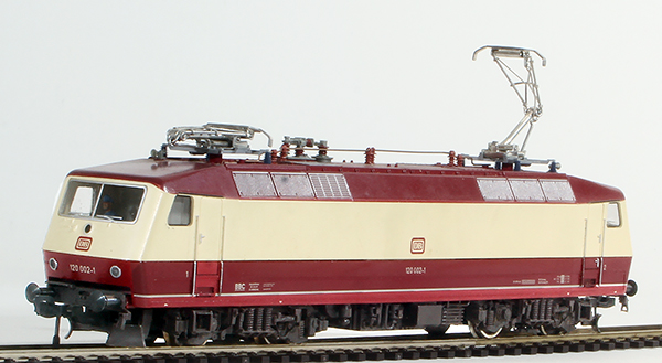 Consignment 4350 - Fleischmann 4350 Electric Locomotive BR 120 of the DB