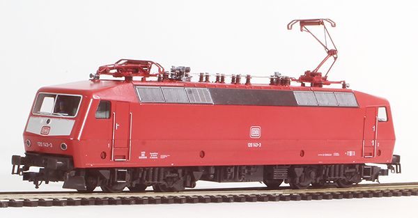 Consignment 4352 - Fleischmann 4352 German Electric Locomotive BR 120 of the DB