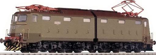 Consignment 43605 - Roco 43605 Italian Electric Locomotive 636.055 of the FS