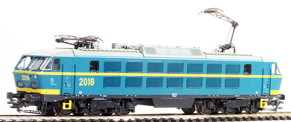 Consignment 43670 - Roco 43670 Electric Locomotive of the SNCB