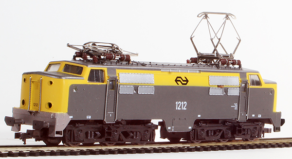 Consignment 4372 - Fleischmann 4372 Electric Locomotive type1200 of the NS