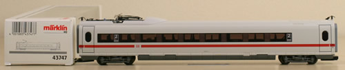 Consignment 43747 - Marklin 43747 ICE 3 2nd Class Car
