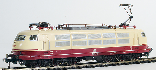 Consignment 4376 - Fleischmann 4376 Electric Locomotive BR 103 of the DB