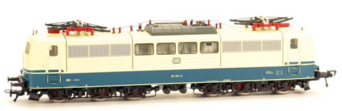Consignment 4381 - Fleischmann 4381 DC Electric Locomotive DB 151