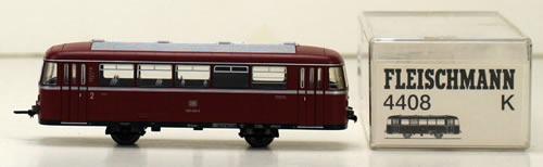 Consignment 4408K - Fleischmann 4408K Railbus Trailer Coach of the DB