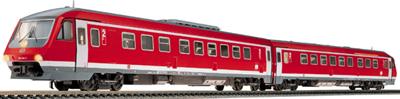 Consignment 4418 - Fleischmann 4418 Diesel Railcar, Class 610 of the DB AG