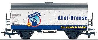 Consignment 44182 - Marklin 44182 Refrigerator Car Ahoj-Brause