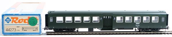 Consignment 44273 - Roco 44273 2nd Class Passenger Coach
