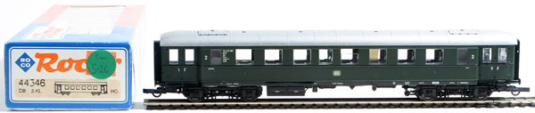 Consignment 44346 - Roco 44346 2nd Class Passenger Coach
