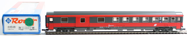 Consignment 44648 - Roco 44648 2nd Class Passenger Coach with Luggage Compartment