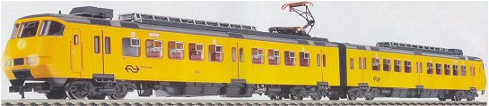 Consignment 4471 - Fleischmann 4471 Dutch Electric multiple unit express of the NS (in Holland known as CityPendel)