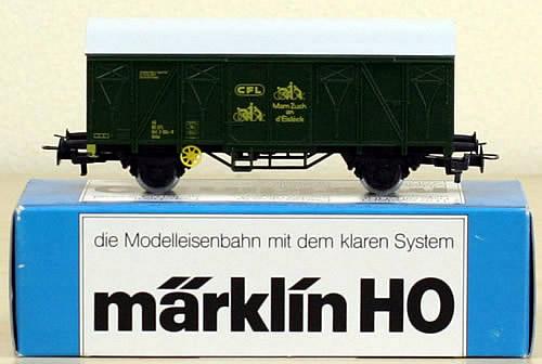 Consignment 4491 - Marklin 4491 Freight Car CFL