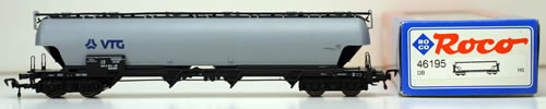 Consignment 46195 - Roco 46195 Silo Wagon VTG of the DB