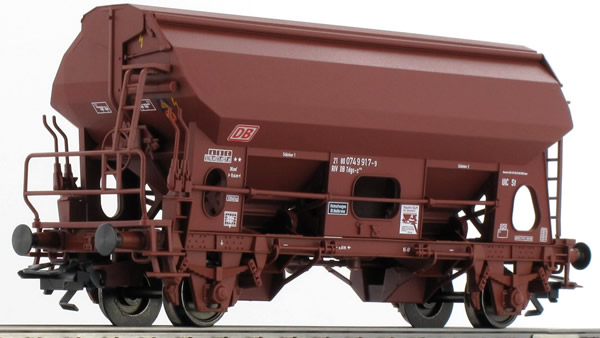 Consignment 46301 - Marklin 46301 DB AG HOPPER CAR/HINGED ROOF