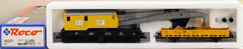 Consignment 46331 - Roco 46331 Breakdown Crane with Jib Wagon