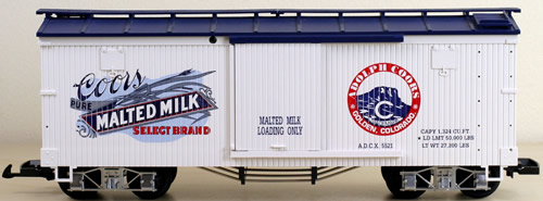 Consignment 46670 - LGB 46670 Coors Malted Milk