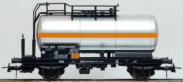 Consignment 47077 - Roco 47077 Tank Car