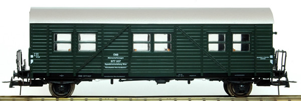 Consignment 47323 - Roco 47323 Personnel Carrier Wagon