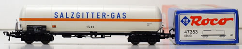 Consignment 47353 - Roco 47353 Salzgitter-Gas Tank Wagon of the DB