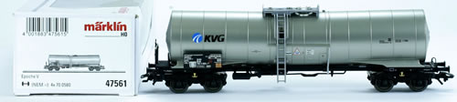 Consignment 47561 - Marklin 47561 DB AG KVG TANK CAR
