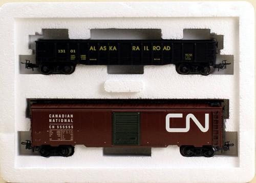 Consignment 4859 - Marklin 4859 USA Freight Car Set