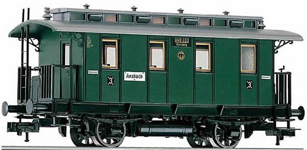Consignment 5051 - Fleischmann 5051 Passenger Car