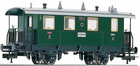 Consignment 5052 - Fleischmann 5052 Passenger Car