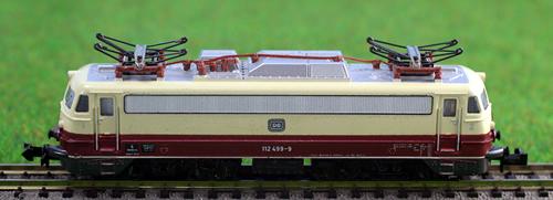 Consignment 51210000 - MiniTrix 51210000 Electric Class 110 Engine