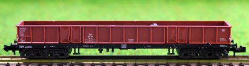 Consignment 51350500 - MiniTrix 51350500 four Axle Gondola with rock load