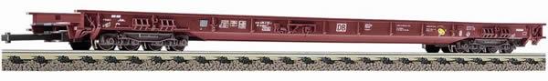 Consignment 5271 - Fleischmann 8-axled low-floor wagon for heavy goods vehicle transport